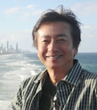 WATEC代表マーティー松本(WATEC本部/オーストラリアゴールドコースト市)の写真